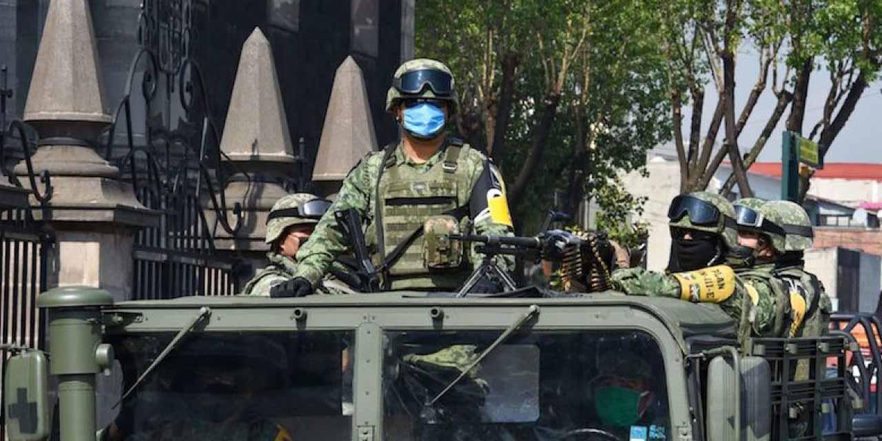 Mueren 206 militares victimas de Covid-19   El Imparcial de Oaxaca
