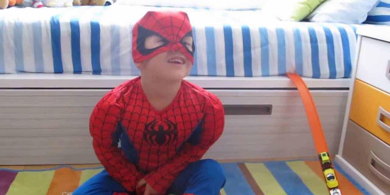 Para tener poderes como Spider-Man; niños molestan a arañas para ser mordidos | El Imparcial de Oaxaca