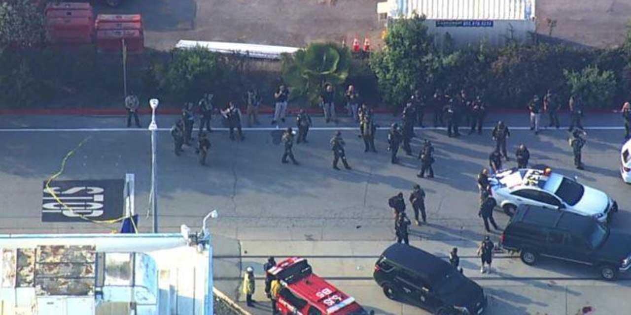 En California empleado ataca a sus compañeros, el saldo es de 9 muertos | El Imparcial de Oaxaca