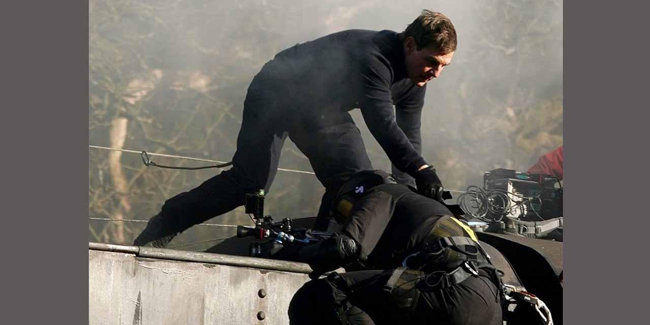 Tom Cruise evita que camarógrafo caiga de un tren en movimiento | El Imparcial de Oaxaca