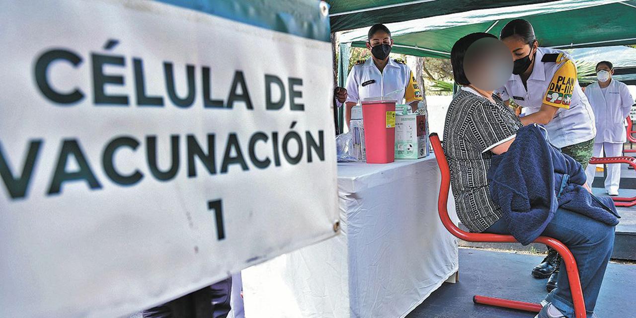 A este ritmo tardaría 2 años para vacunar a toda la población de Oaxaca   El Imparcial de Oaxaca