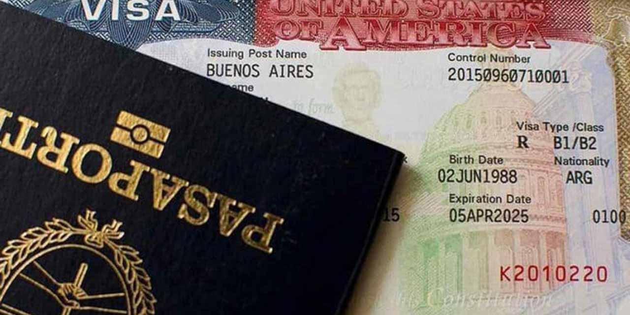 ¿Cuánto cuesta sacar una visa en a Estados Unidos en México en 2021? | El Imparcial de Oaxaca