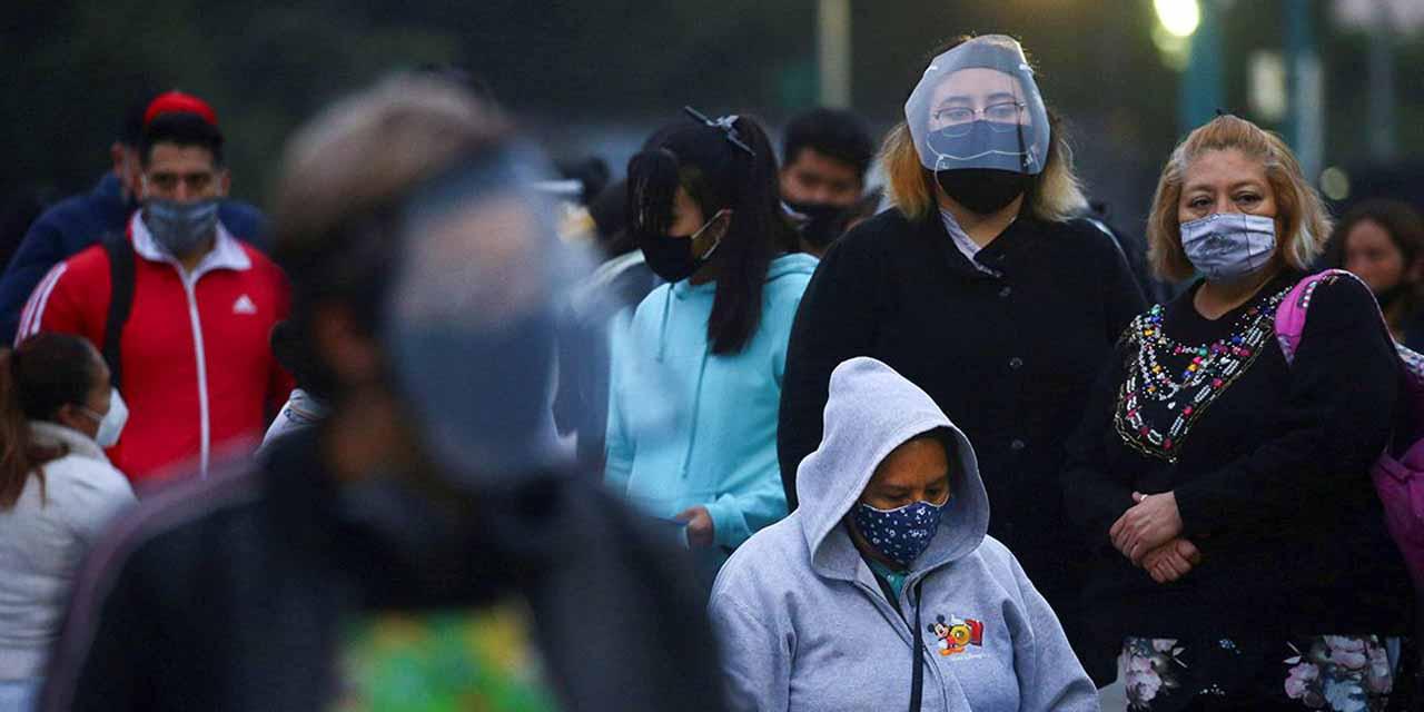 Existen casos de personas que se han contagiado hasta tres veces de covid-19 | El Imparcial de Oaxaca