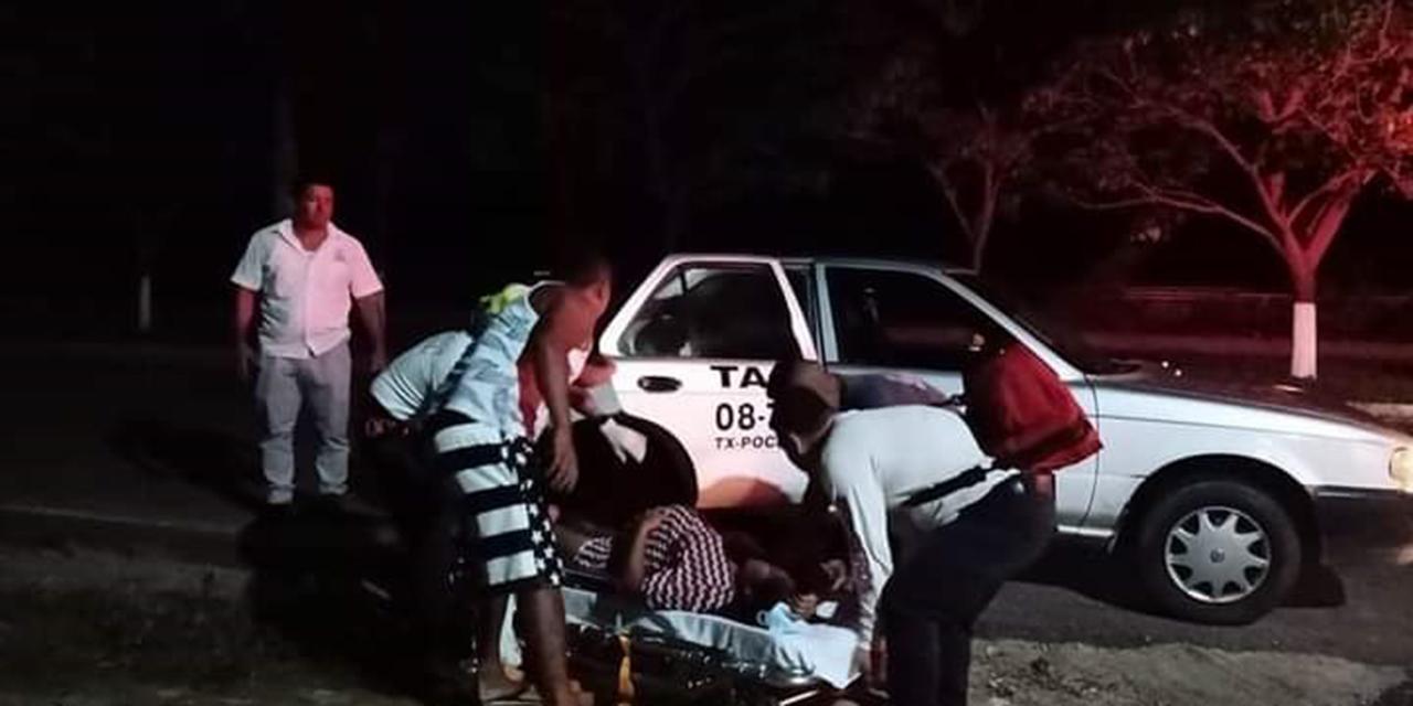 Joven da a luz en taxi mientras se dirigía al hospital en Pochutla   El Imparcial de Oaxaca