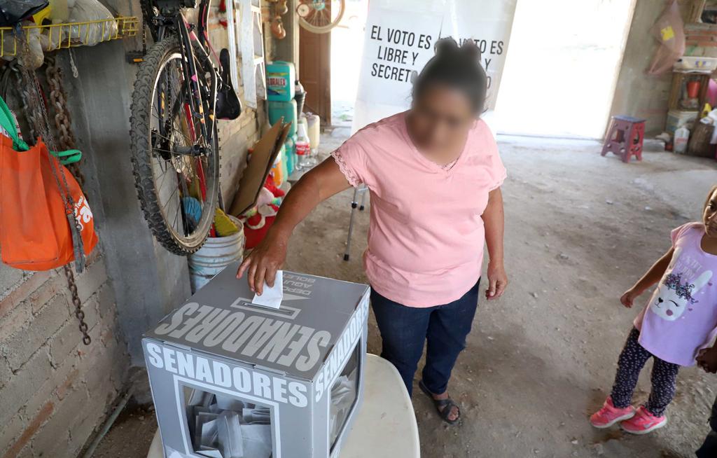 Alimentarán 830 personas  el PREP; activo a las 20 horas   El Imparcial de Oaxaca