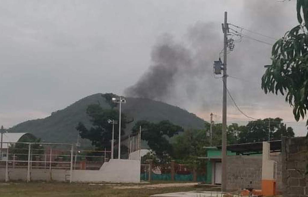 Arde en llamas  Santiago Laollaga