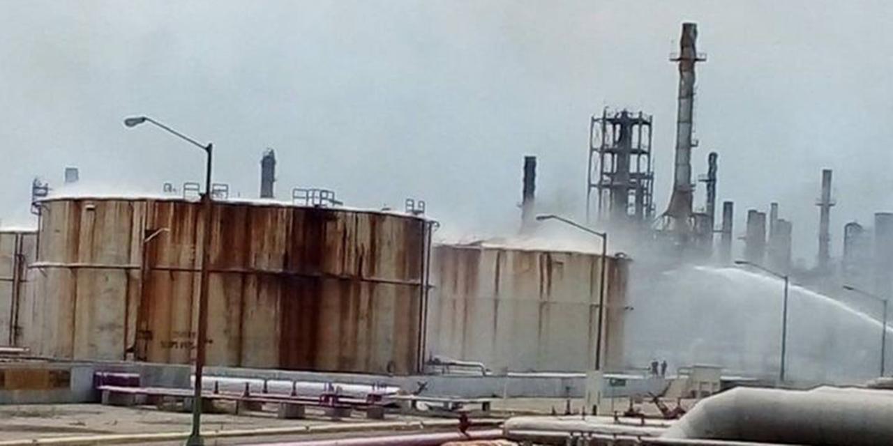 AMLO acusa sabotaje en la petroquímica de Salina Cruz   El Imparcial de Oaxaca