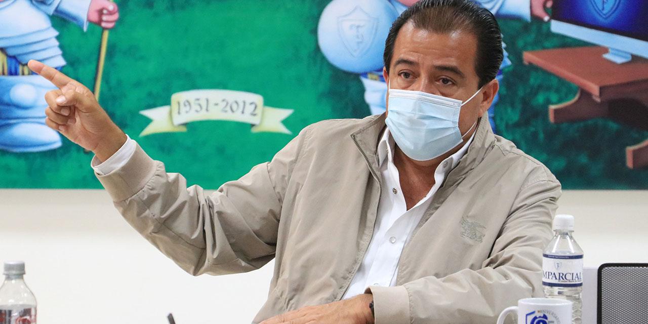 La apuesta del PRI es la alianza democrática: Eviel   El Imparcial de Oaxaca
