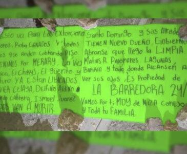 Localizan cuerpos desmembrados en Santo Domingo Petapa
