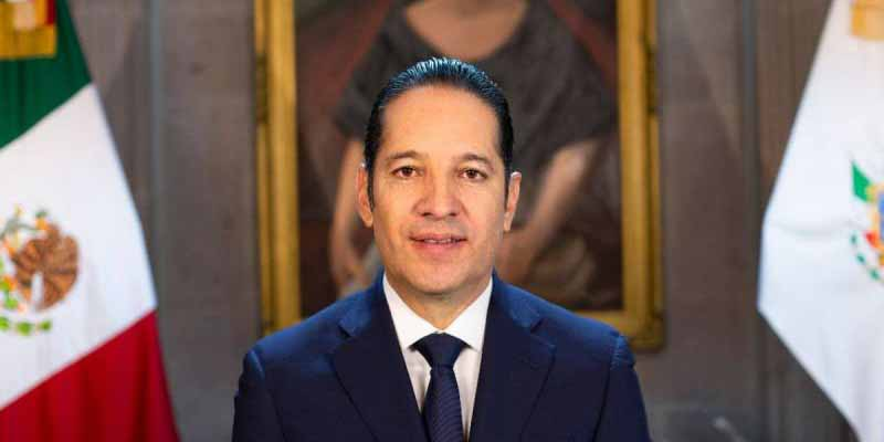 Francisco Domínguez Servién informa que en Querétaro tienen deuda cero   El Imparcial de Oaxaca