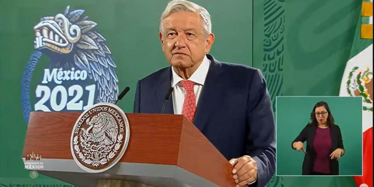 Prioridad mantener la política económica de México: AMLO | El Imparcial de Oaxaca