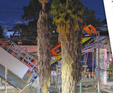 Falla estructural, la causa del desplome en L12 del Metro, según dictamen