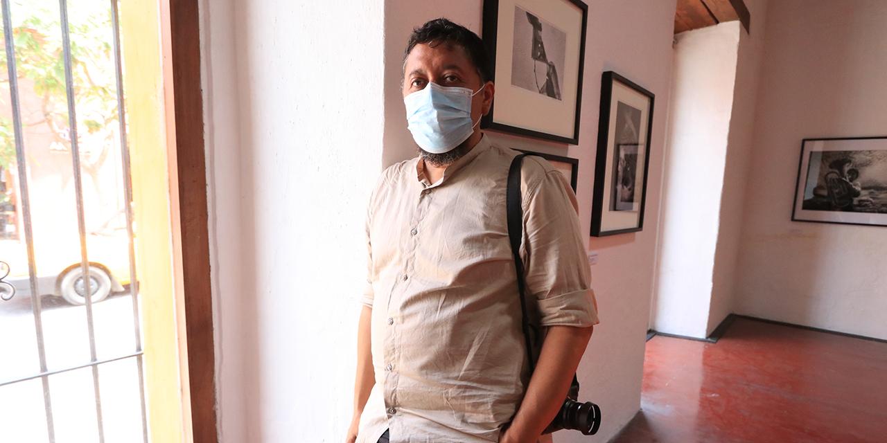 La fotografía es un juego con toda seriedad: Juan Carlos Reyes | El Imparcial de Oaxaca