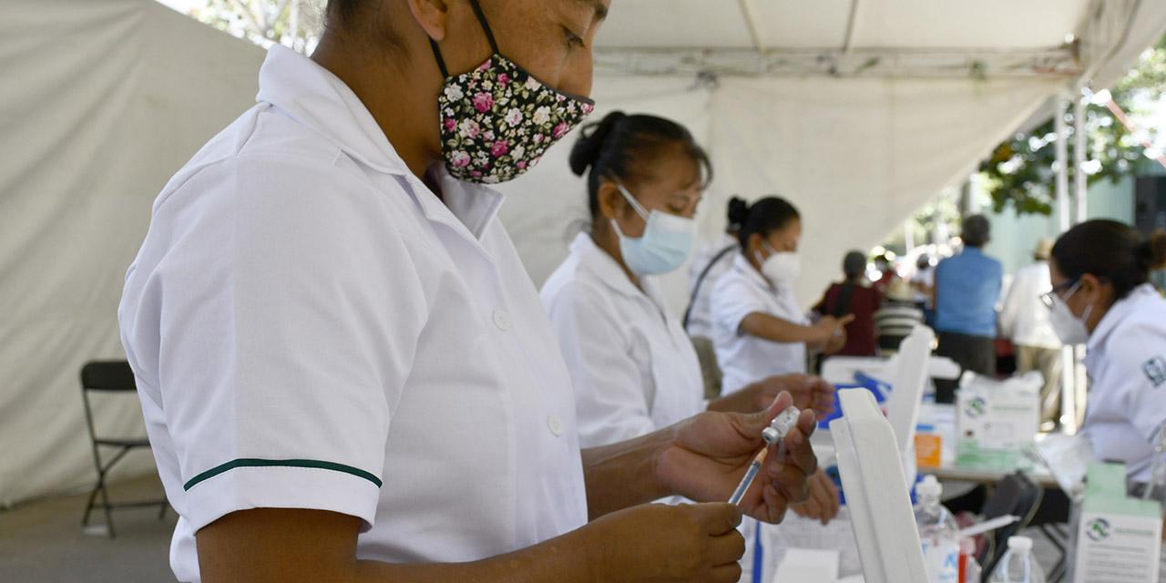 Pega en 35% disminución de vacunación en otros males | El Imparcial de Oaxaca