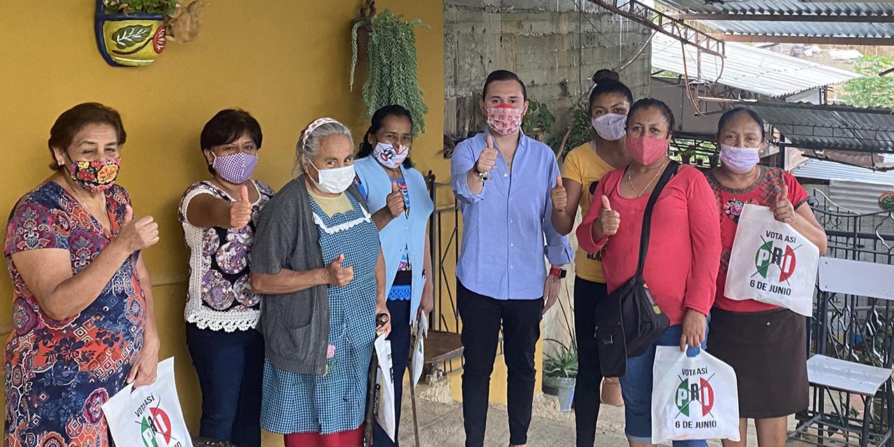 Recupera PRI la confianza ciudadana: Alcántara Silva   El Imparcial de Oaxaca
