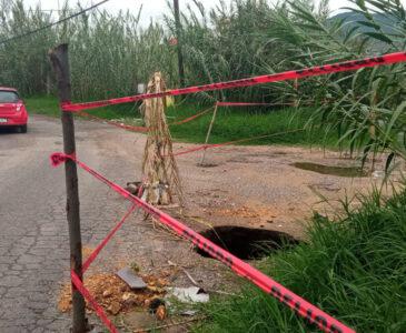 Van más de 96 horas de lluvias continuas; hay afectaciones carreteras