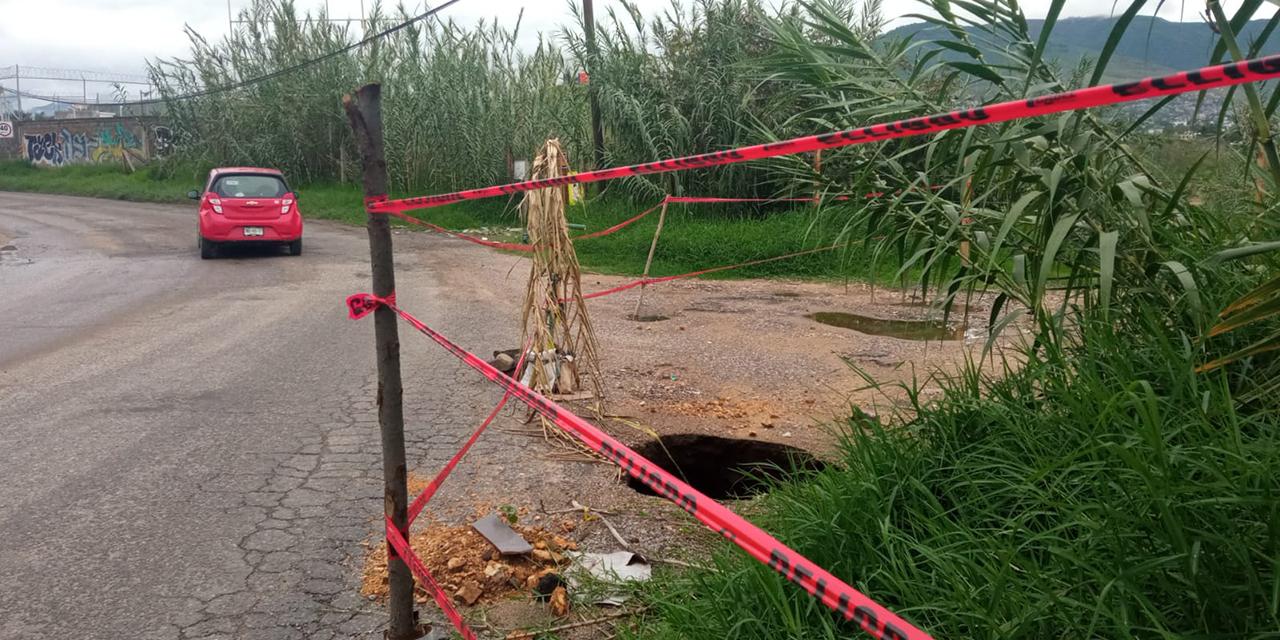 Van más de 96 horas de lluvias continuas; hay afectaciones carreteras | El Imparcial de Oaxaca