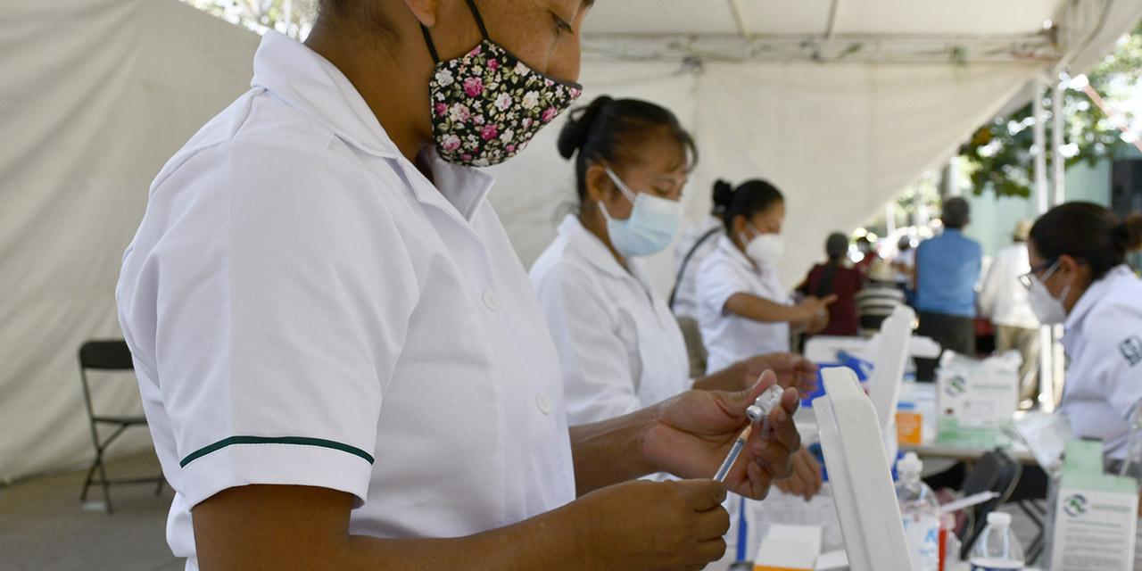 Aplican segunda dosis a voluntarios de ensayo clínico de Cansino en Oaxaca   El Imparcial de Oaxaca