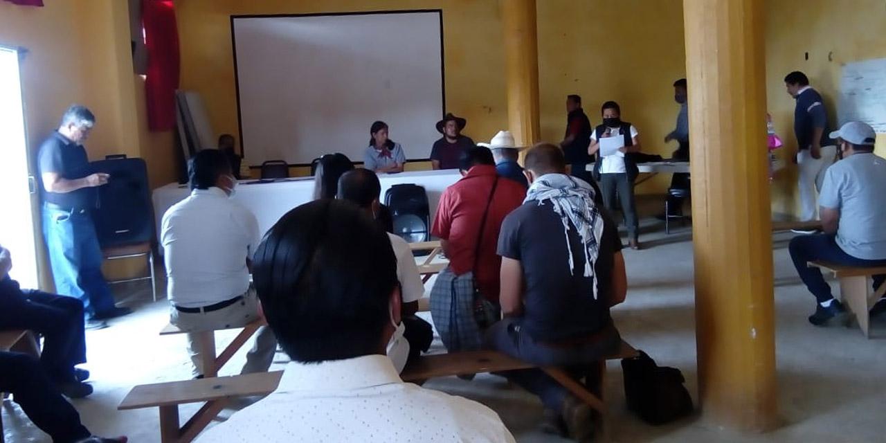 """""""La Comunalidad"""", conferencia por un antropólogo de Guelatao   El Imparcial de Oaxaca"""