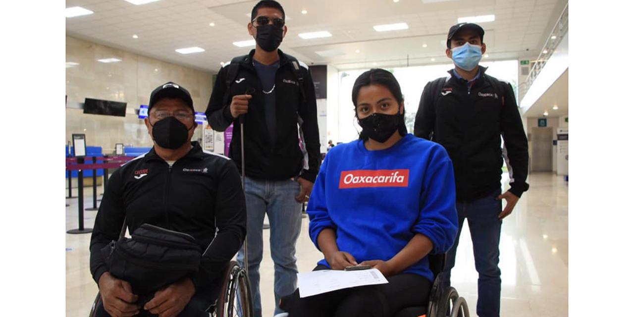 Tridente oaxaqueño en busca del sueño Paralímpico   El Imparcial de Oaxaca