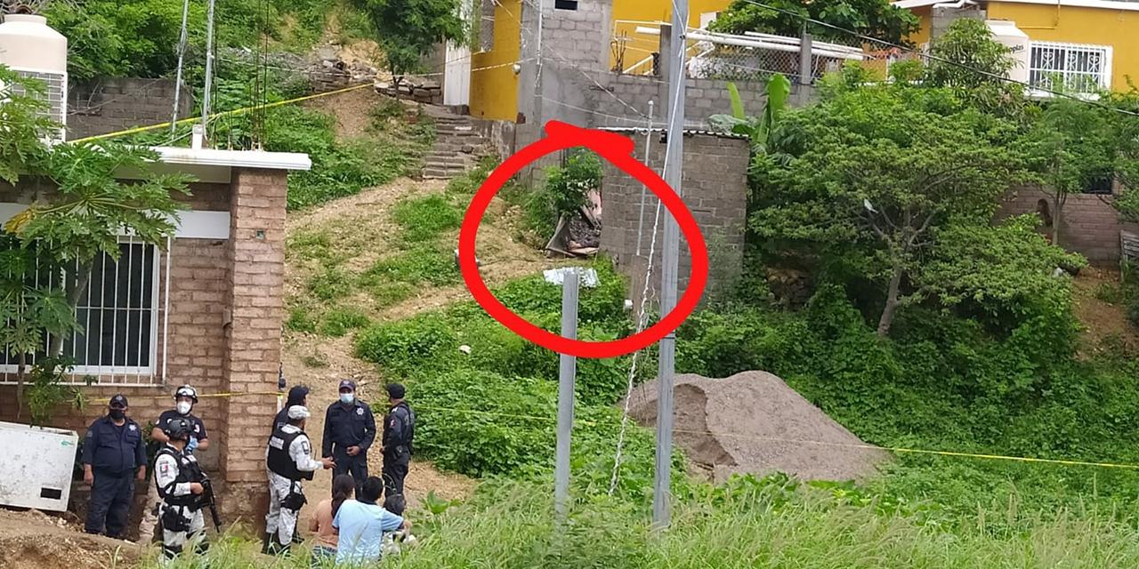 Ejecutado en Salina Cruz; una mujer resultó herida   El Imparcial de Oaxaca