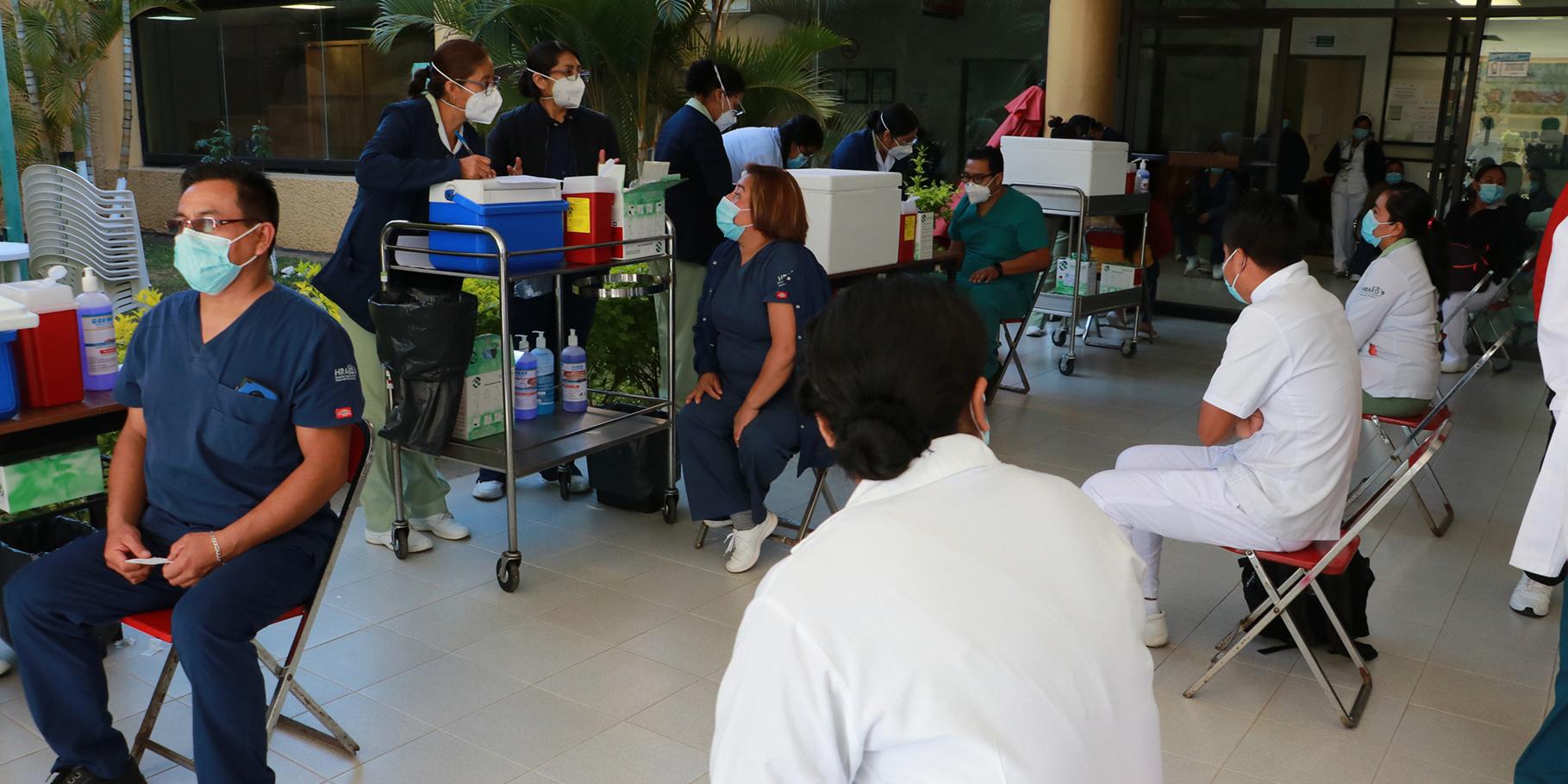 Sin vacunar, más de 500 profesores contra Covid-19   El Imparcial de Oaxaca