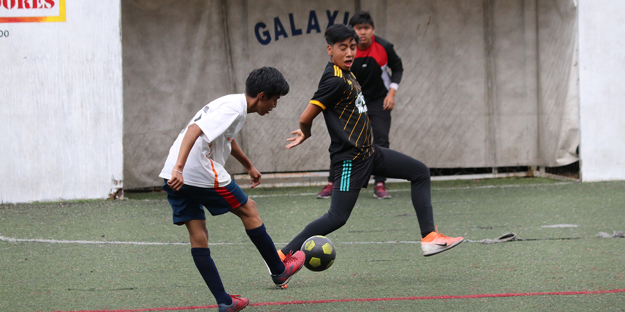 Alistan Torneo Infantil y Juvenil   El Imparcial de Oaxaca