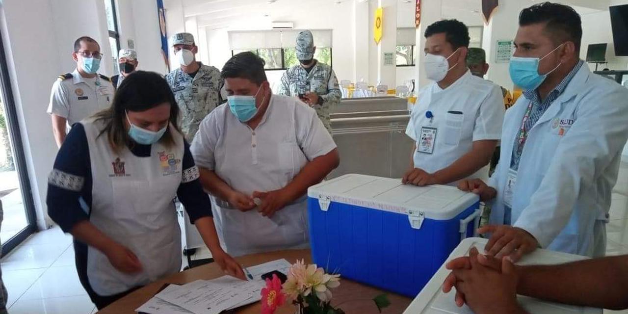 Arranca vacunación de 50 a 59 en la Costa de Oaxaca | El Imparcial de Oaxaca