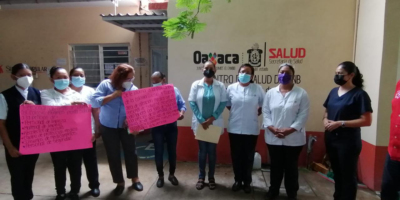 Paran labores en clínica de Juchitán | El Imparcial de Oaxaca
