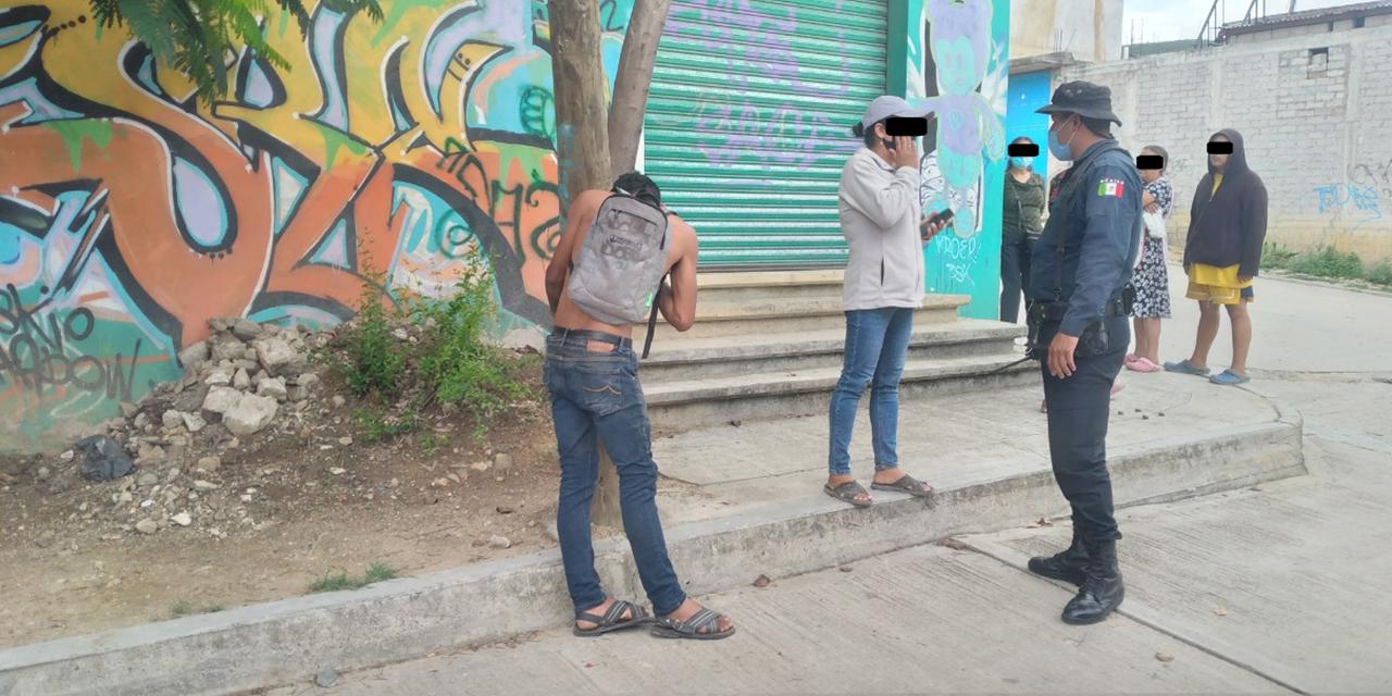 Baleado en La Experimental | El Imparcial de Oaxaca