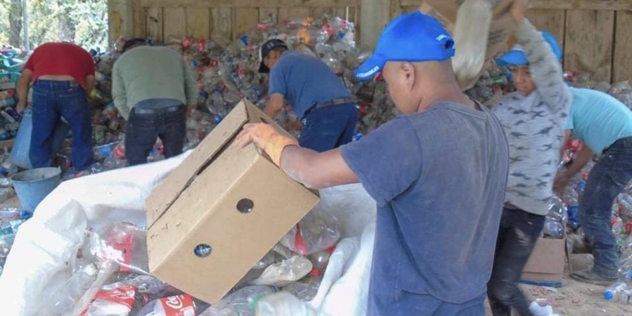 Recolectan plásticos y basura en Itundujia   El Imparcial de Oaxaca