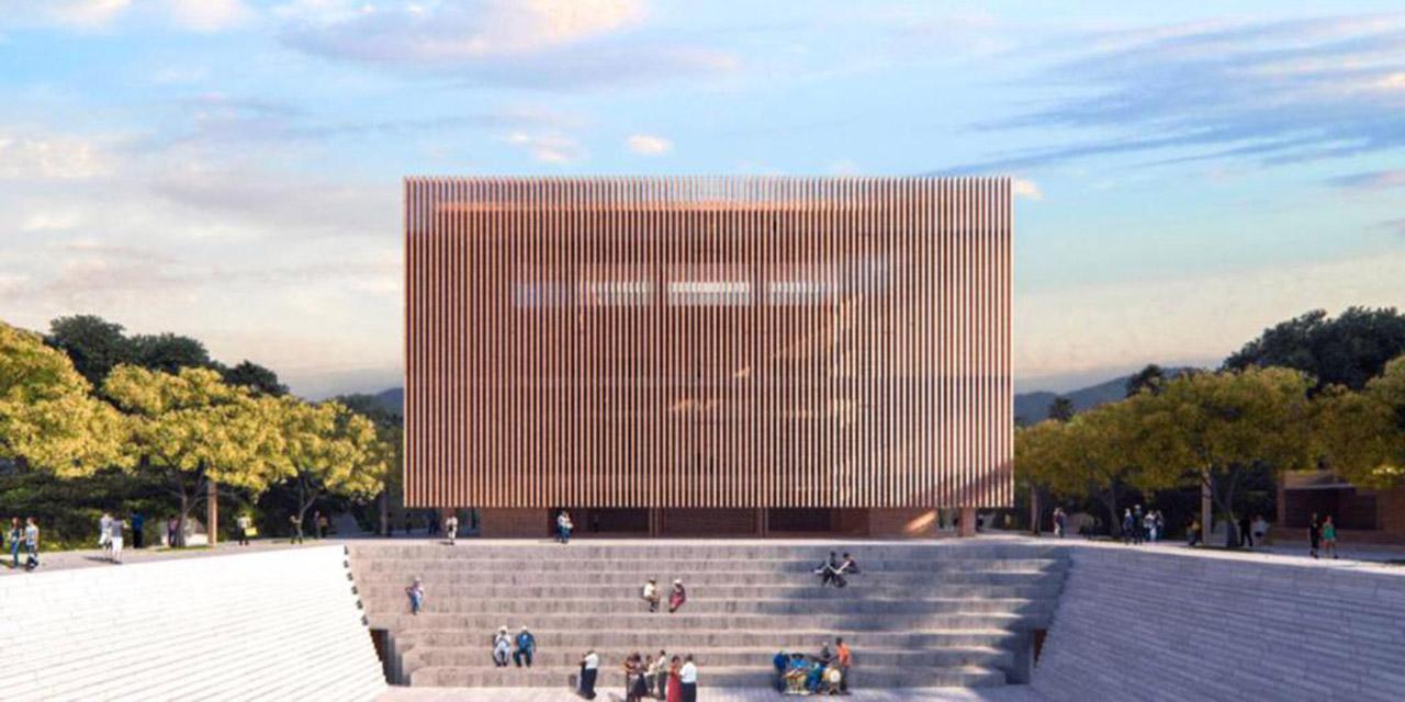 Ampliarán Símbolos Patrios; construirán Centro Cultural | El Imparcial de Oaxaca