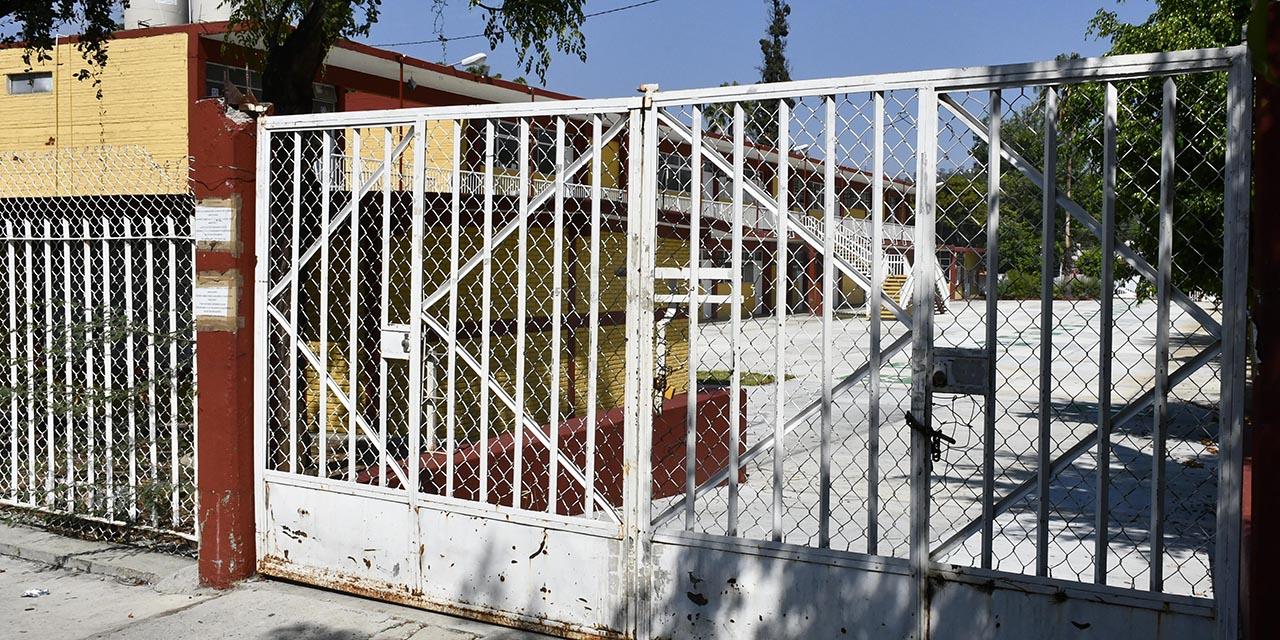 Piden garantizar servicio de agua potable en escuelas   El Imparcial de Oaxaca