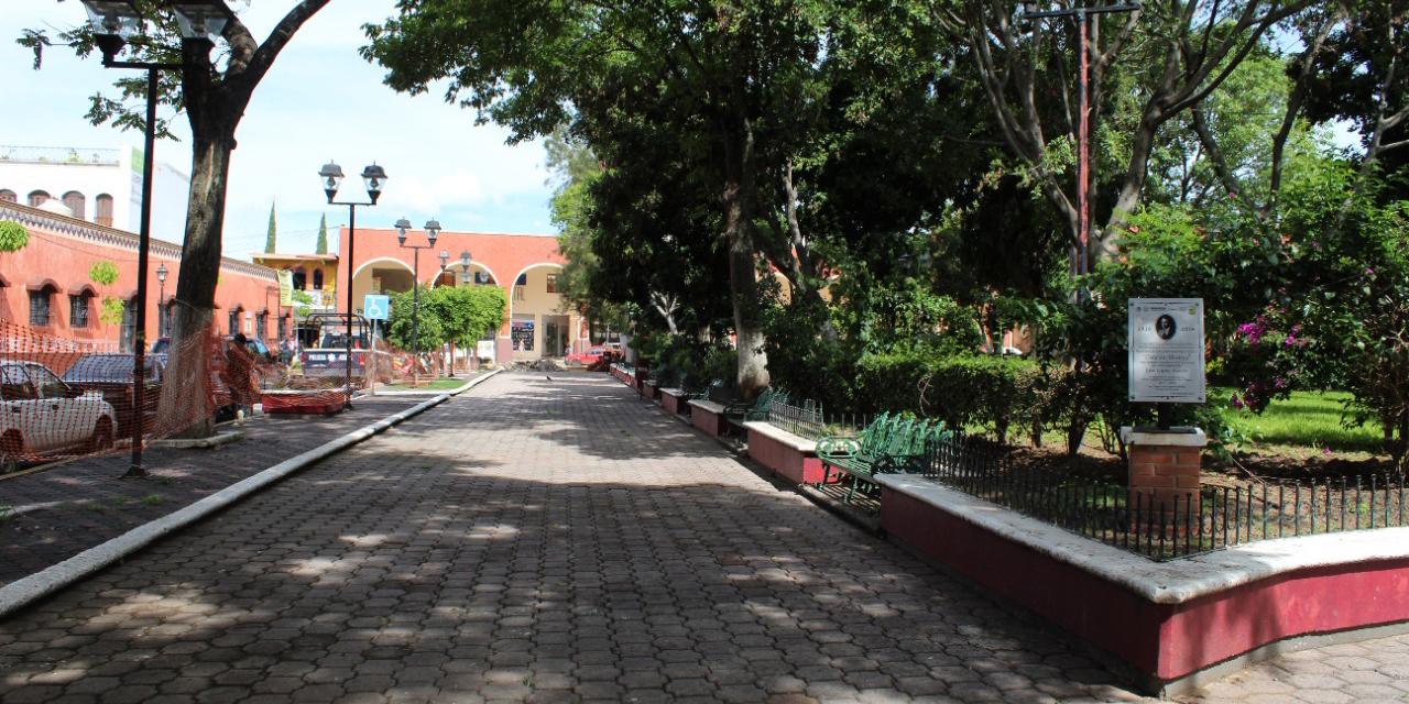 Analizan reapertura del Parque Independencia en Huajuapan | El Imparcial de Oaxaca