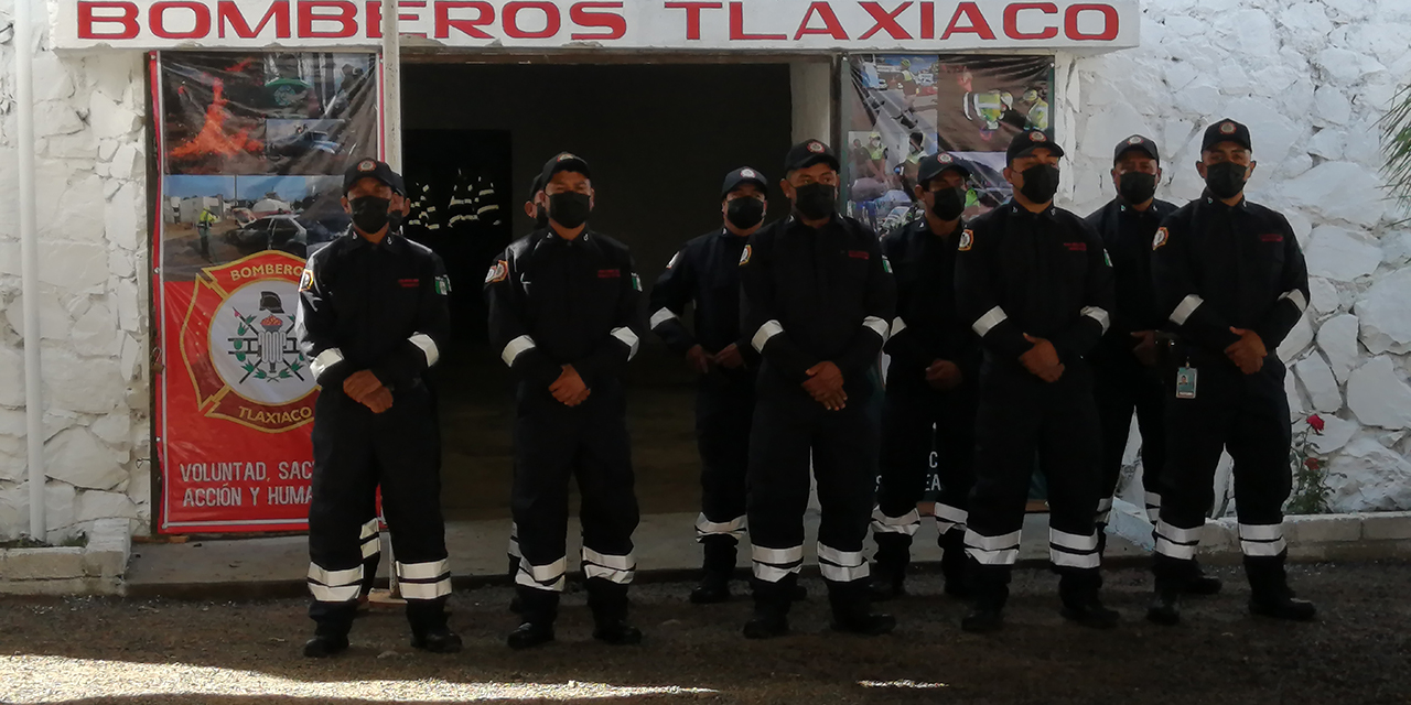 Inauguran la subestación de Bomberos en Tlaxiaco | El Imparcial de Oaxaca