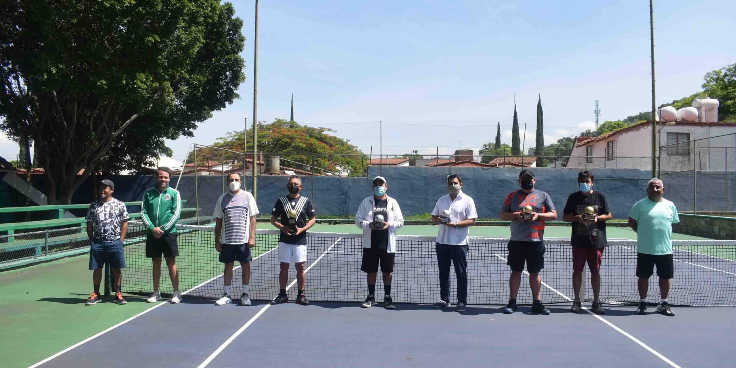 Los veteranos ponen el ejemplo   El Imparcial de Oaxaca