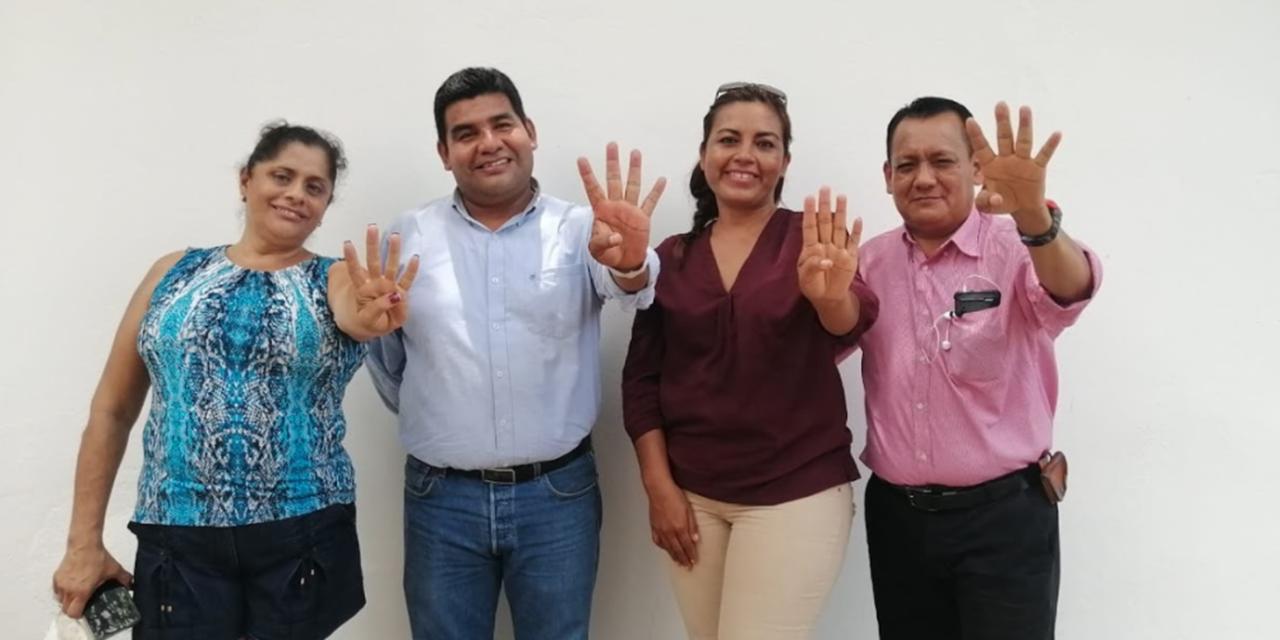Javier Cruz resulta munícipe electo de Mixtepec   El Imparcial de Oaxaca