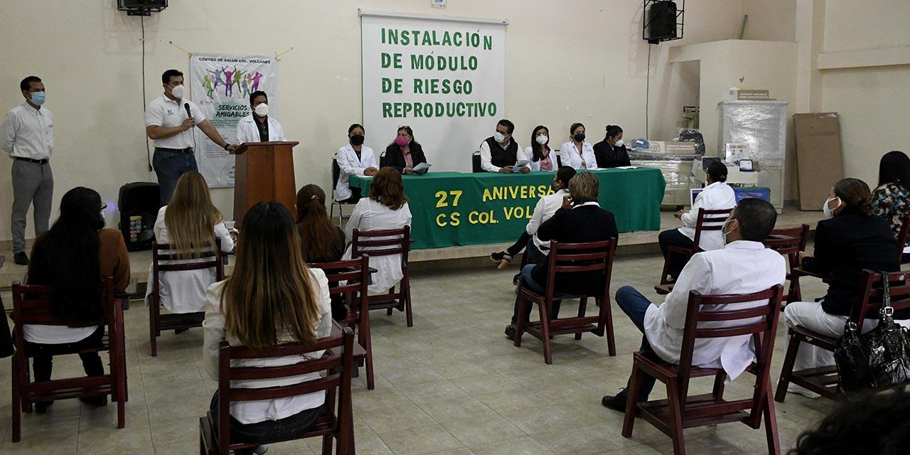 Ponen en marcha Módulo de riesgo reproductivo | El Imparcial de Oaxaca