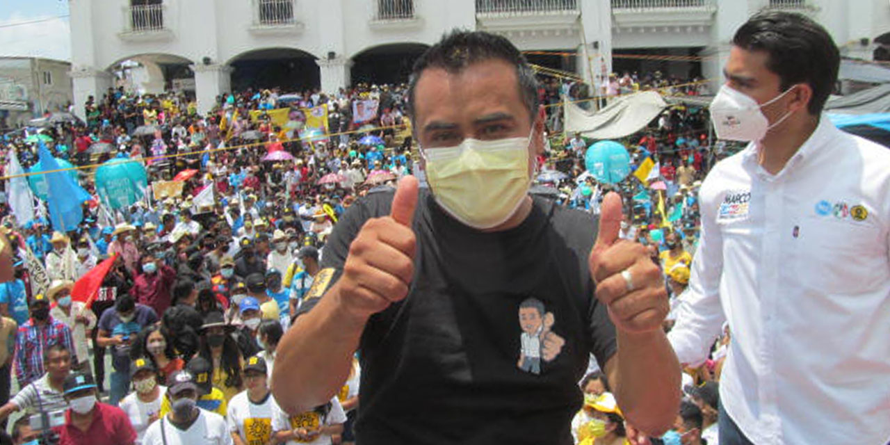 PRD le arrebata Huautla a Morena   El Imparcial de Oaxaca