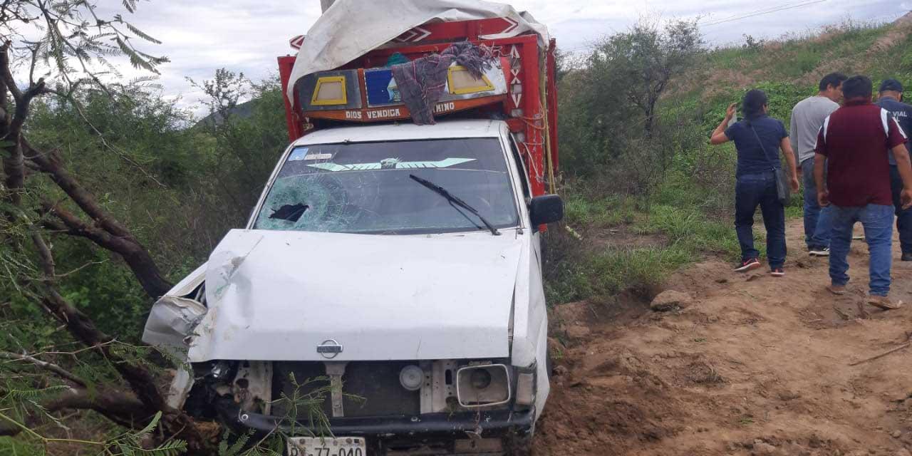Se accidenta familia en la carretera 190   El Imparcial de Oaxaca
