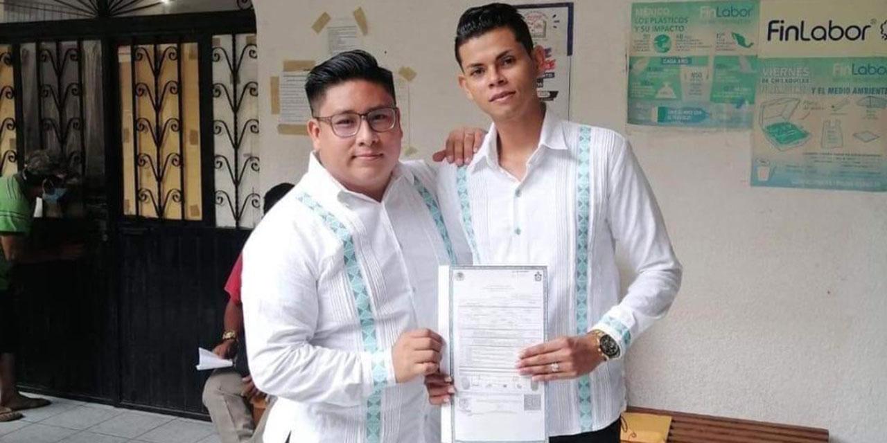Se registra el primer matrimonio igualitario en Tehuantepec | El Imparcial de Oaxaca
