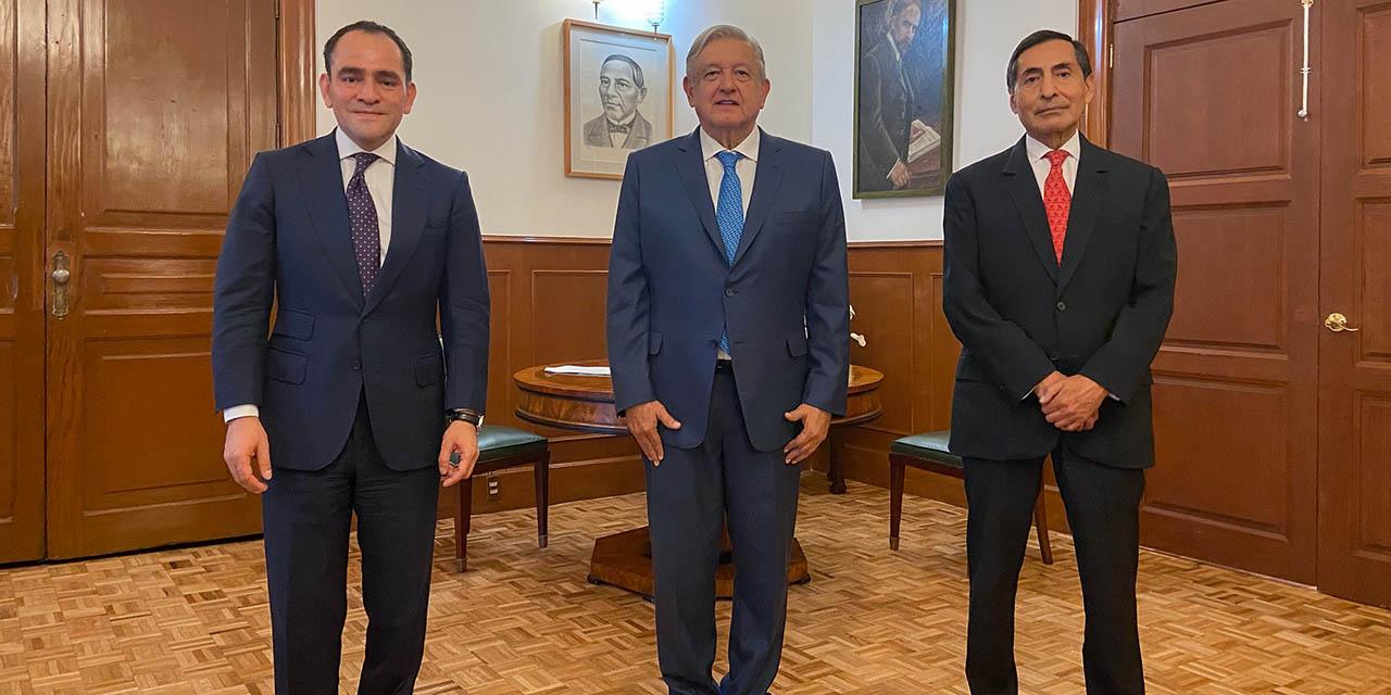 AMLO nombra nuevo secretario de Hacienda | El Imparcial de Oaxaca