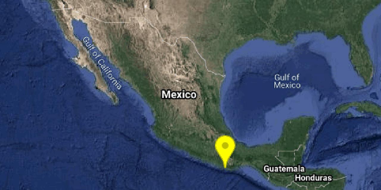 Se registra sismo en Oaxaca; no ameritó alarma sísmica   El Imparcial de Oaxaca