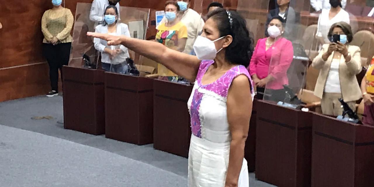 Edilberta Cruz es nombrada titular de la Comisión de Búsqueda   El Imparcial de Oaxaca