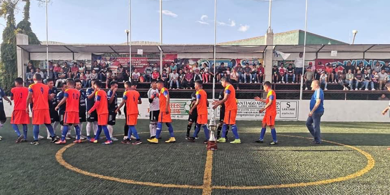 Convoca Camp Nou a Torneo Nacional   El Imparcial de Oaxaca