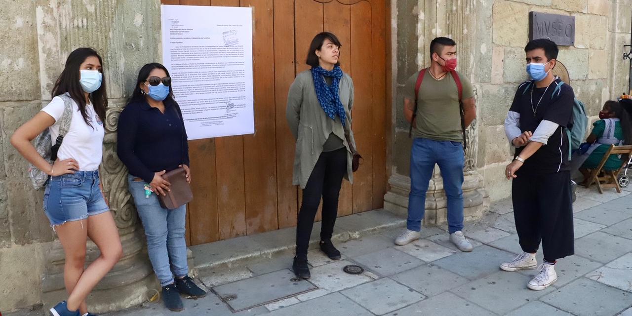 Devuelven obras a artistas, pero incompletas y dañadas | El Imparcial de Oaxaca