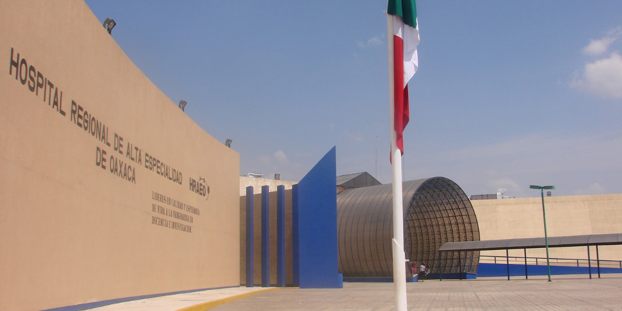 Inicia desconversión de hospitales Covid-19 | El Imparcial de Oaxaca