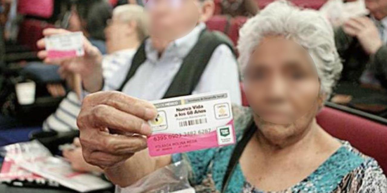 Bienestar inicia operativo para el pago de pensiones | El Imparcial de Oaxaca