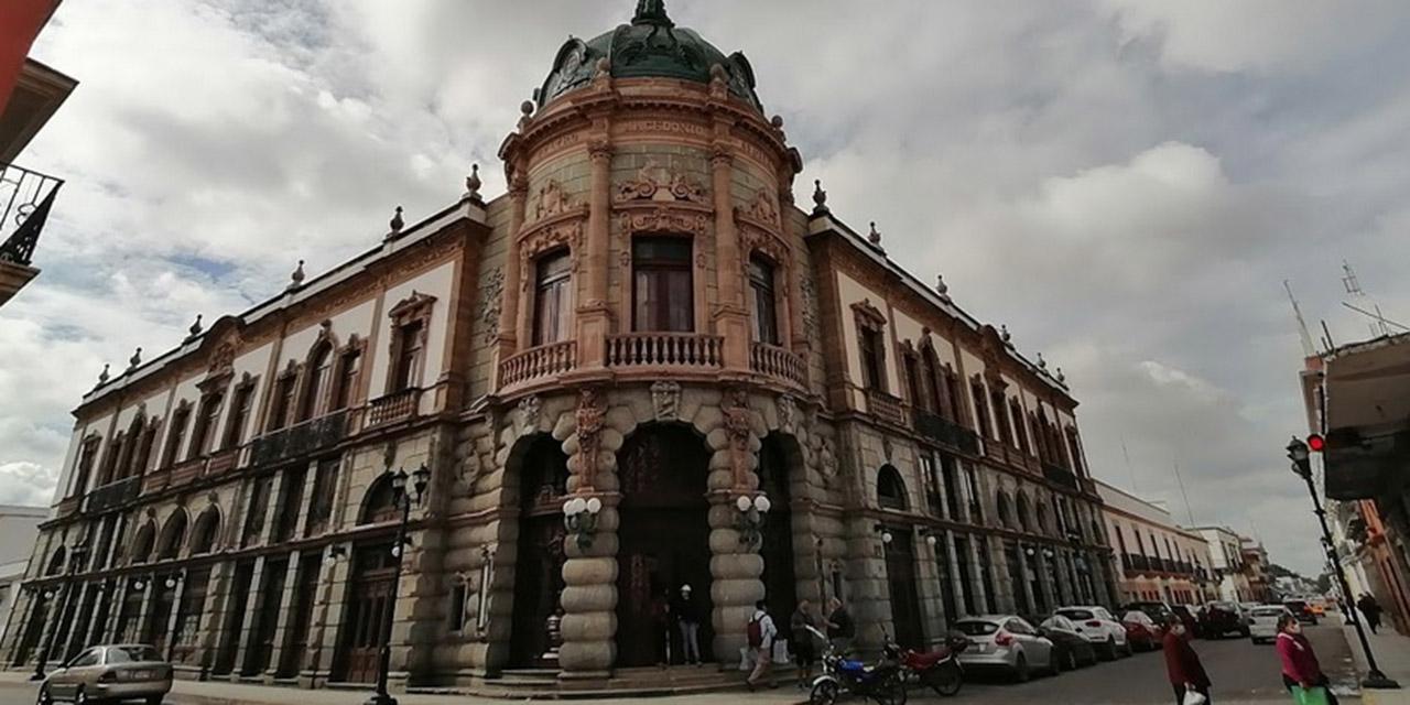 El Teatro Macedonio Alcalá alista su reapertura al público | El Imparcial de Oaxaca