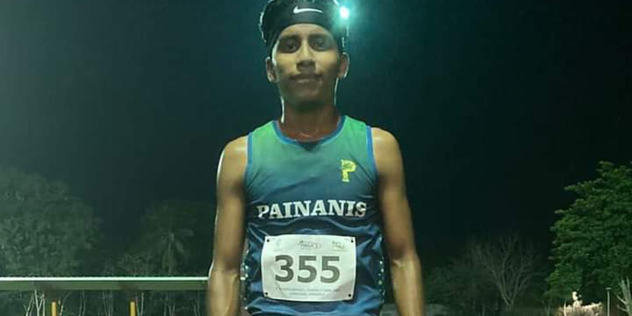 Joven cuicateco va al nacional de atletismo   El Imparcial de Oaxaca